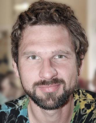 Daniel David portrét